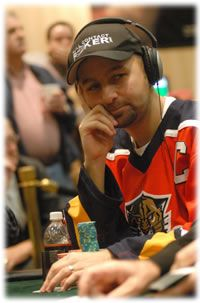 Daniel Negreanu - Kid Poker 103