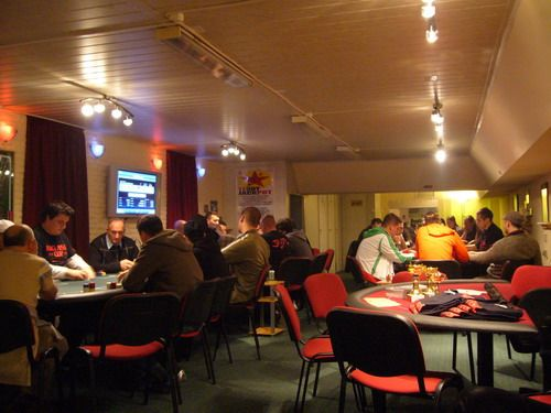 BIG FISH Póker Kupa - Évzáró Horgászat a Teddy Poker Clubban 101