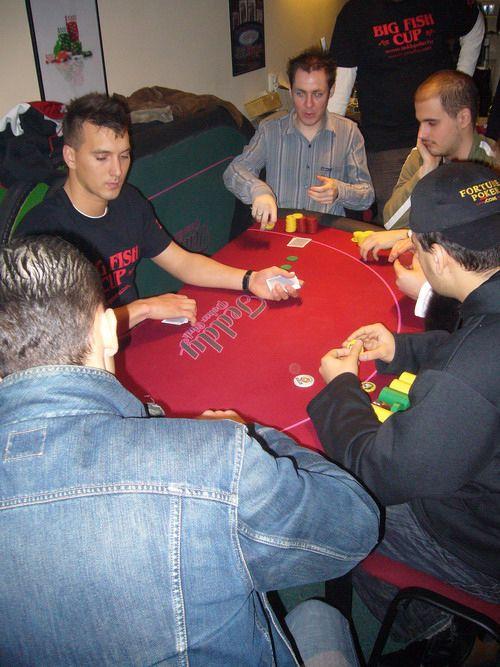 BIG FISH Póker Kupa - Évzáró Horgászat a Teddy Poker Clubban 110