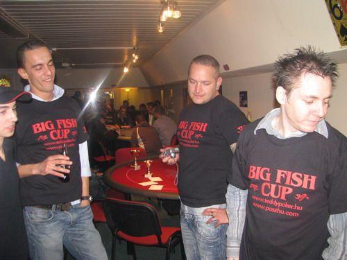 BIG FISH Póker Kupa - Évzáró Horgászat a Teddy Poker Clubban 111