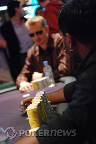 Aussie Millions, Event #6, ,650 'Bounty' NLHE - Marlon Goodawardne Parádé! 101