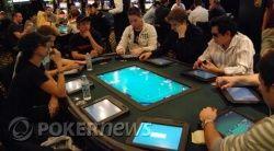 Aussie Millions, Event #11, ,050 PokerPro NLHE: Timex Diadala! 101