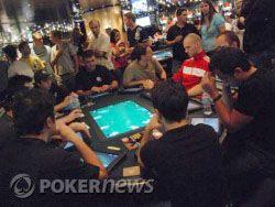 Aussie Millions, Event #11, ,050 PokerPro NLHE: Timex Diadala! 104