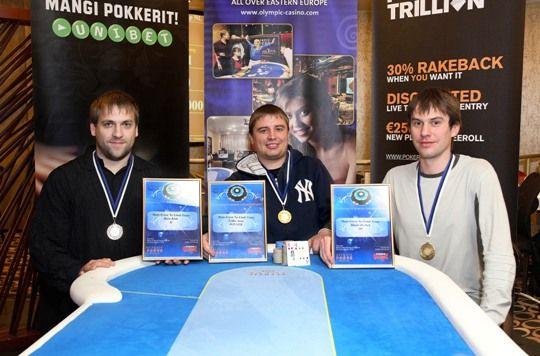 Eesti pokkeri meistrivõistluste põhiturniiri võitis Veiko Aava 101