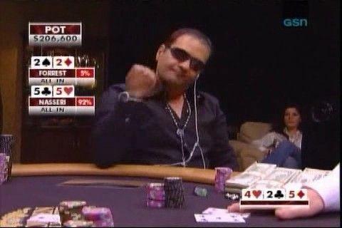"""High Stakes Poker, сезон 1: """"Малыш"""" в песочнице (Часть 2) 102"""