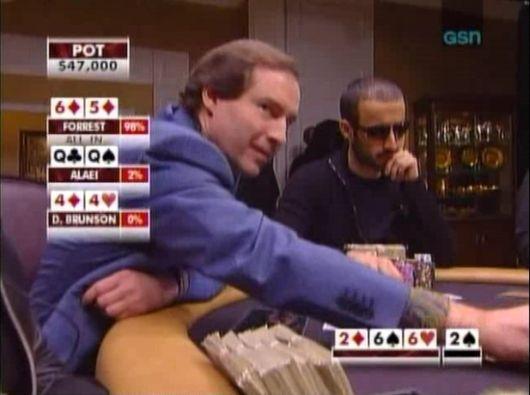 HighStakes Poker: Восставшие из пепла (сессия 1, часть 3) 101