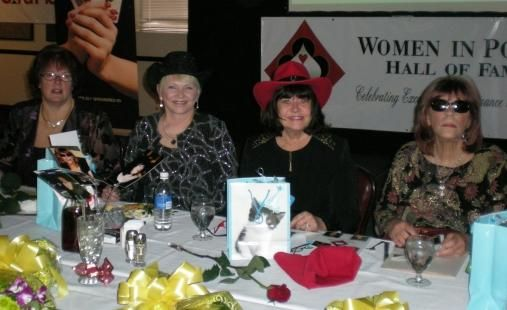 Women's Poker Spotlight: The Women in Poker Hall of Fame Induction Ceremony 101