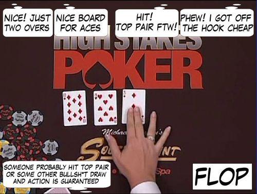High Stakes Poker Cómico! Negreanu vs Benyamine 106