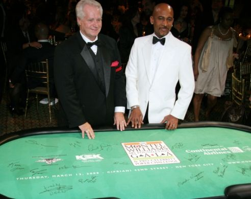 A Successful Night at the Montel Williams MS Foundation Gala and Poker Tournament 101