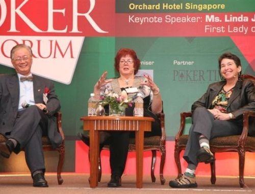 Women's Poker Spotlight: Linda Johnson and Jan Fisher on Poker in Singapore 101
