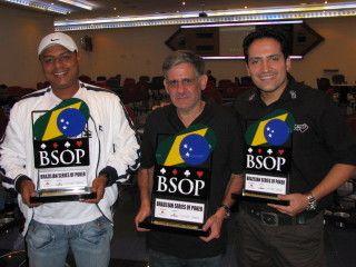 Cláudio Sobral ganha a Etapa Rio de Janeiro do BSOP 101