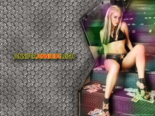 PokerNews Interjú: Jennifer 'Jennicide' Leigh 102