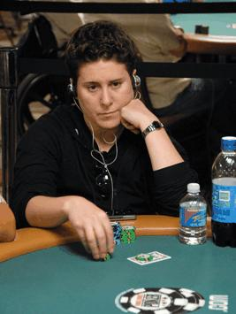 Women's Poker Spotlight: Vanessa Selbst at the Bellagio Five Star 101