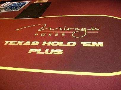 Sextons hjørne 41 – Mirage giver dig 'Texas Hold'em plus' 101