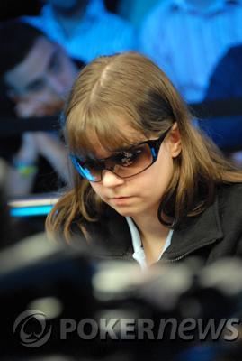 Lendas do Poker – Annette Obrestad 101