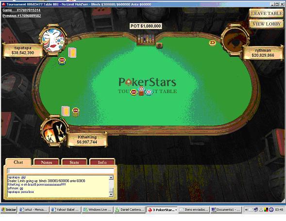 Tapatapa de Porto Alegre Ganha Maior Prémio Poker Jogador Brasileiro na Internet no Sunday... 103