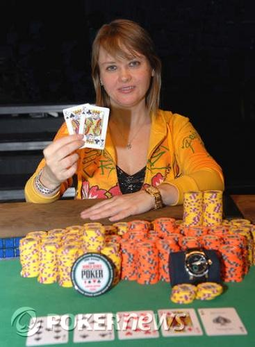 Eric Brooks wins WSOP Event 14 and Svetlana Wins Women's Bracelet 102