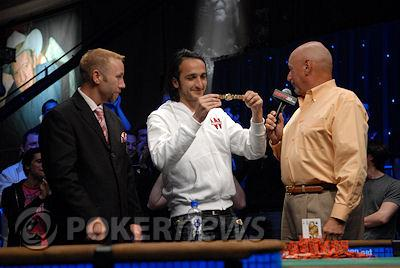 WSOP 2008 - Le Belge Davidi Kitai remporte l'Event 38 de Pot Limit Hold'em 2.000$ 101