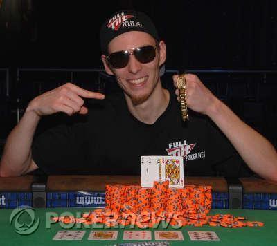 WSOP 2008 Tournoi 43 :  1.500$ Pot Limit Omaha, Martin Klaser emporte la victoire 101