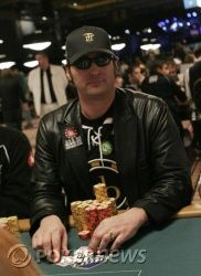 WSOP Main Event 2008 Day 5: Mark Ketteringham leading the last 79 101