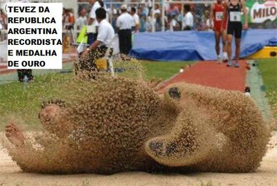 Tevez, Rei das Olimpíadas 105