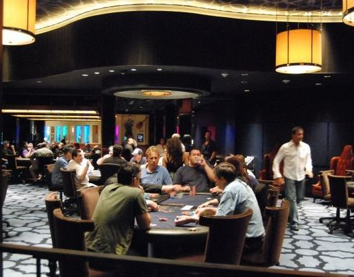 Hard Rock Poker Lounge Open For Business 101