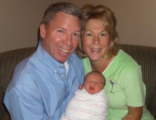 Mike e Karen Sexton Radiantes com o Filho Ty Sexton 101
