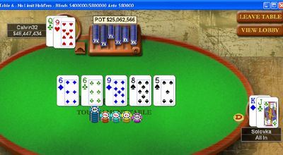 PokerStars 2008 World Championship of Online Poker (WCOOP): Day 4 Summary Report 101