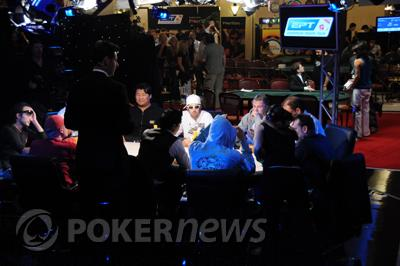 EPT Barcelone 2008 Live - La table finale en direct 101