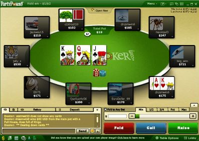Espreitamos o Novo Look da Party Poker! 101