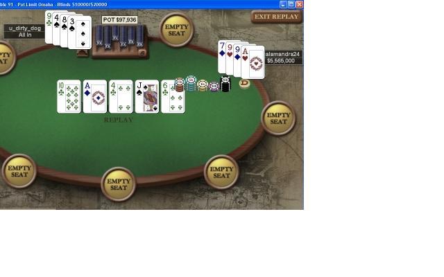 PokerStars World Championship of Online Poker 2008 (WCOOP): Resumo do Dia 15 101