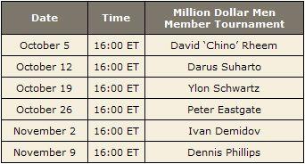 Ganhe % do Prémio da Mesa Final do Main Event WSOP 2008! 106