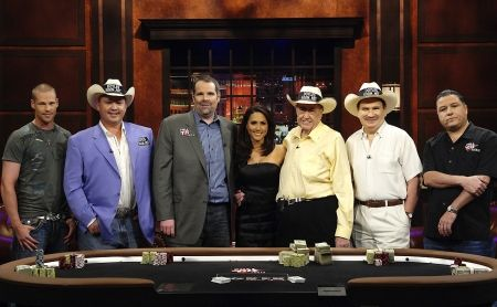 "Emission High Stakes - Poker After Dark retrouve son format ""Cash Game"" 101"
