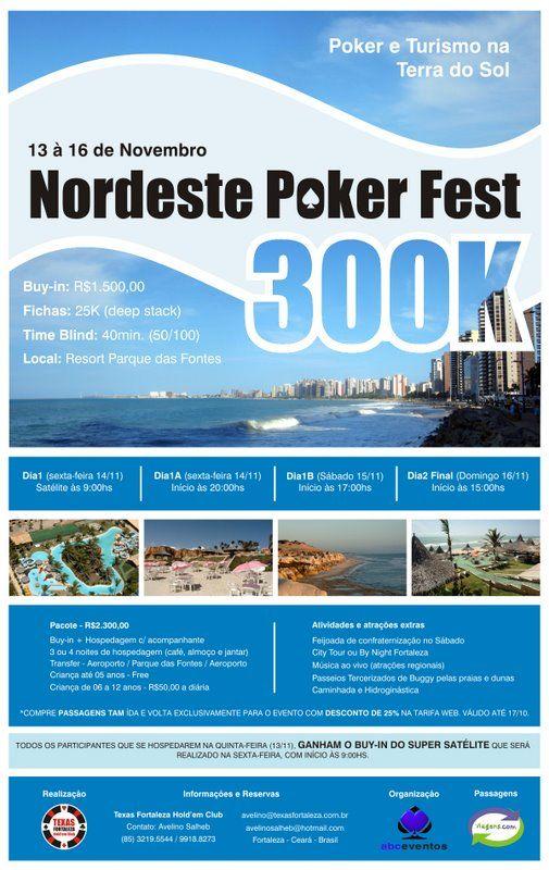 4º Nordeste Poker Fest – 13 a 16 Novembro 101