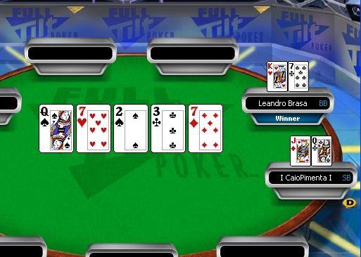 Уик-энд онлайн-покера: Леандро «Brasa» Пиментел... 101