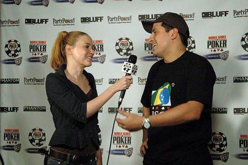 """Entrevista Leandro """"Brasa"""" Pimentel - M Full Tilt Poker 102"""