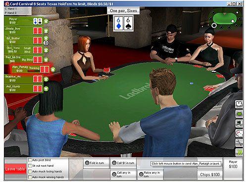 Ladbrokes Poker Já Tem Disponível Software 3D 103