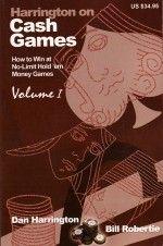 Παρουσίαση του βιβλίου: Harrington on Cash Games Volume I 101