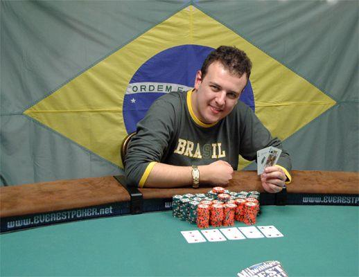 Alexandre Gomes Jogador do Ano 2008 - Prémios Poker Brasileiro PT.PokerNews 101