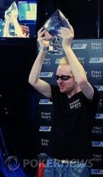 Will Fry from Nottingham Wins PokerStars.net EPT Budapest 101