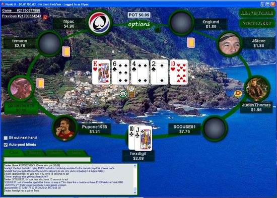 Background Mesas Nas Salas de Poker – Logo PT.PokerNews Grátis 101