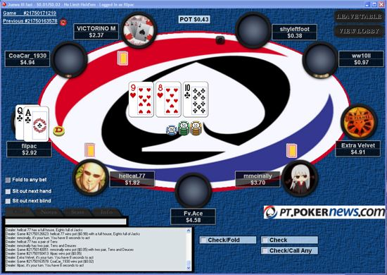 Background Mesas Nas Salas de Poker – Logo PT.PokerNews Grátis 104