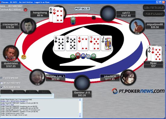 Background Mesas Nas Salas de Poker – Logo PT.PokerNews Grátis 107