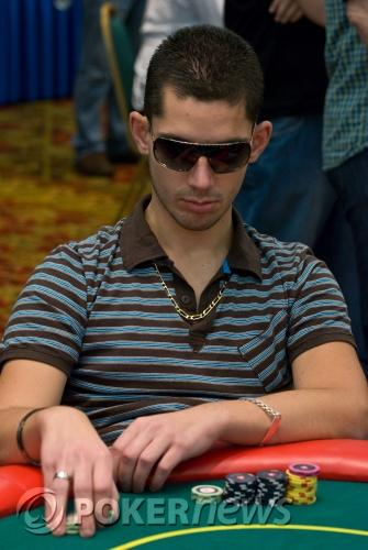 Tournoi de poker LAPT San Jose 2008, Jour 2 : Ryan Fee chip leader de la finale 101
