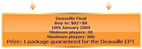 Vá ao EPT Deauville com a Poker770 103