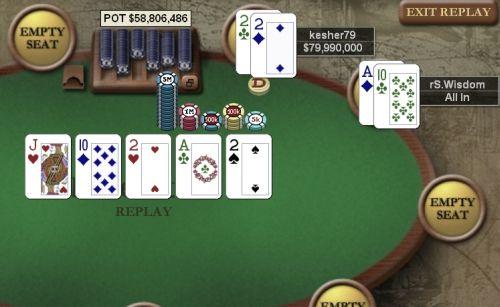 Online Poker Weekend: 'kesher79' Takes Stars Sunday Million 101
