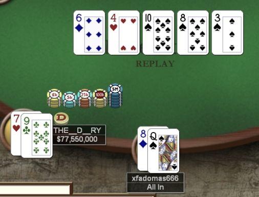 Online Poker Weekend: Danny 'THE__D__RY' Ryan Enjoys Monster Sunday 101