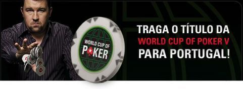 Represente Portugal na PokerStars World Cup of Poker V 101