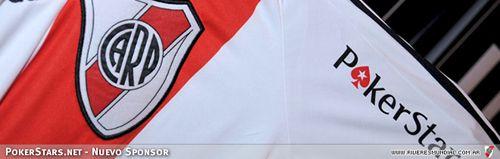 Bem Puxado Poker Stars! – Patrocinadora do River Plates 102