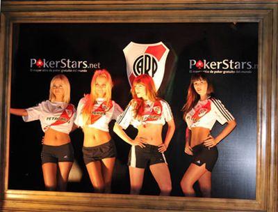Bem Puxado Poker Stars! – Patrocinadora do River Plates 101